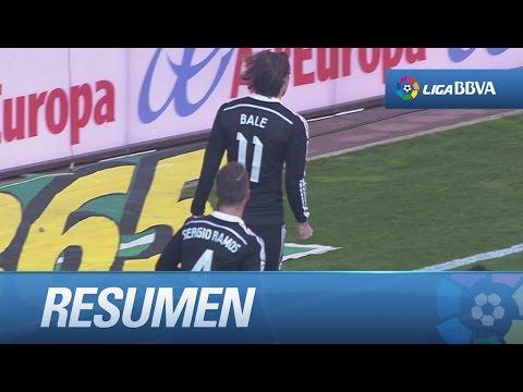 Resumen de Córdoba CF (1-2) Real Madrid