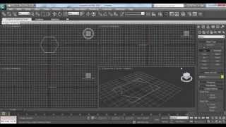 Hướng dẫn thực hành 3Ds Max : Dựng hình quả chuối