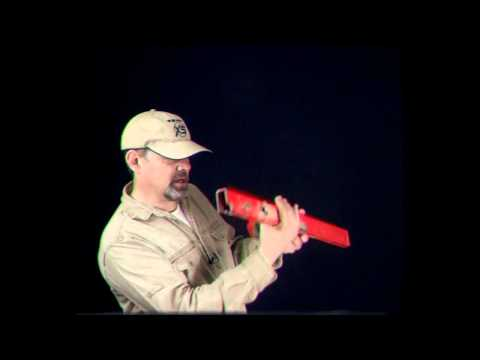 Target Meister, Target Stand Destructive Testing and Review w/slow motion impacts