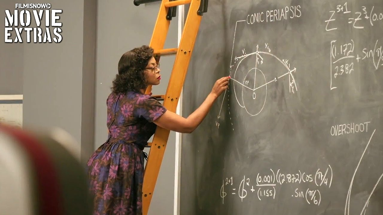 Hidden Figures 'Behind the Numbers' Featurette (2016)