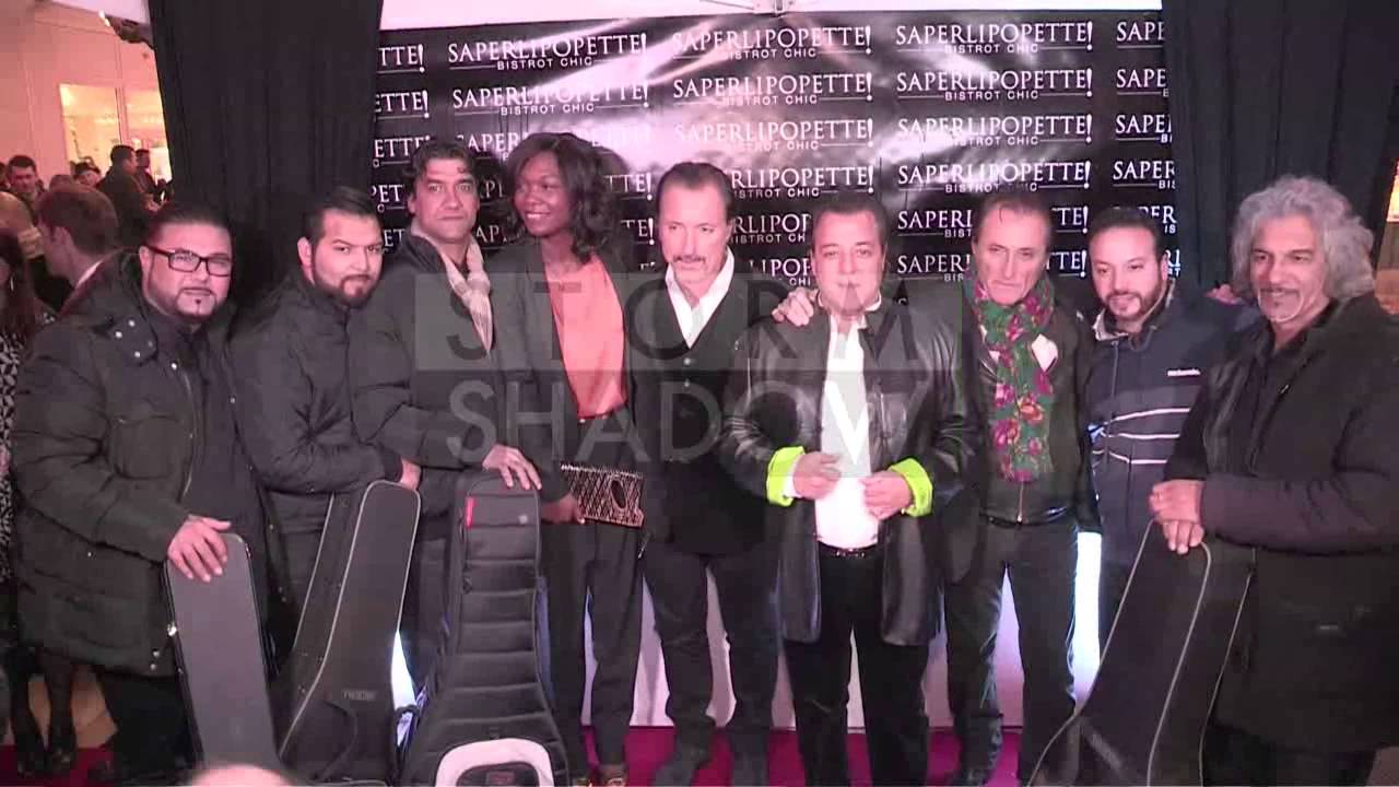 celebrites 224 l inauguration du restaurant saperlipopette de norbert tarayre 224 puteaux