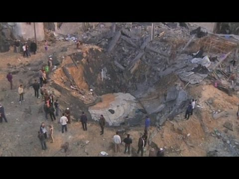 Gaza death toll rises to 85 following latest attacks by Israel