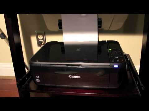 Canon Pixma MP495 - inkjet Printer/Scanner/Copier REVIEW/DEMO