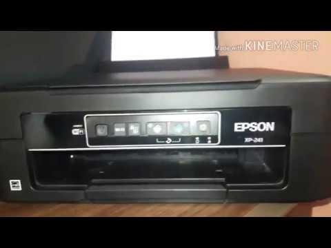 Cartucho recarregaves Epson xp 241