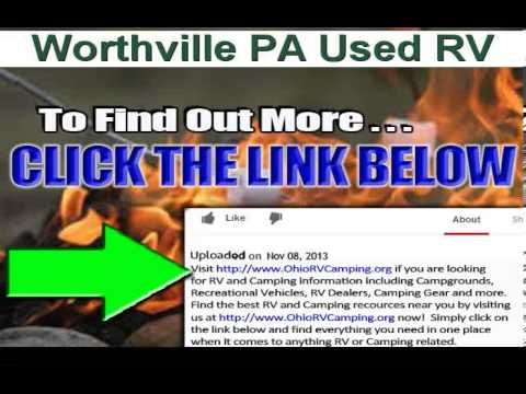 Used RV near Worthville PA