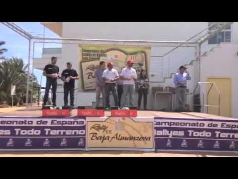 Jordi Abril guanya el Rally d'Almeria