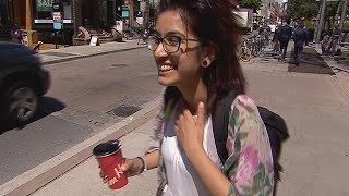 Coffee cups: Starbucks and Tim Hortons recycling ends up in garbage (CBC Marketplace)