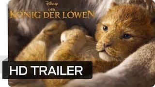 DER KÖNIG DER LÖWEN - Teaser Trailer (deutsch/german)   Disney HD