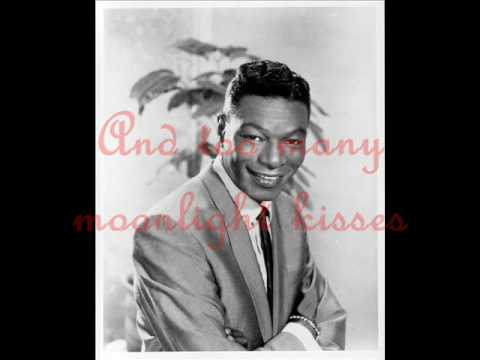 Nat King Cole - When I Fall In Love (with lyrics)