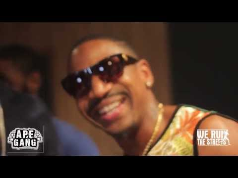 Stevie J Co-Signs Stizz (ApeGang) & Welcomes Him To The Team [Label Submitted]