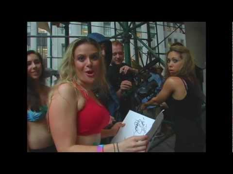 Down With The Man - An Xxx Protest On Wall Street video