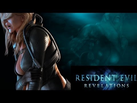 Resident Evil Revelations Demo Walkthrough Part 1 Gameplay Review Lets Play HD PC PS3 XBOX 360