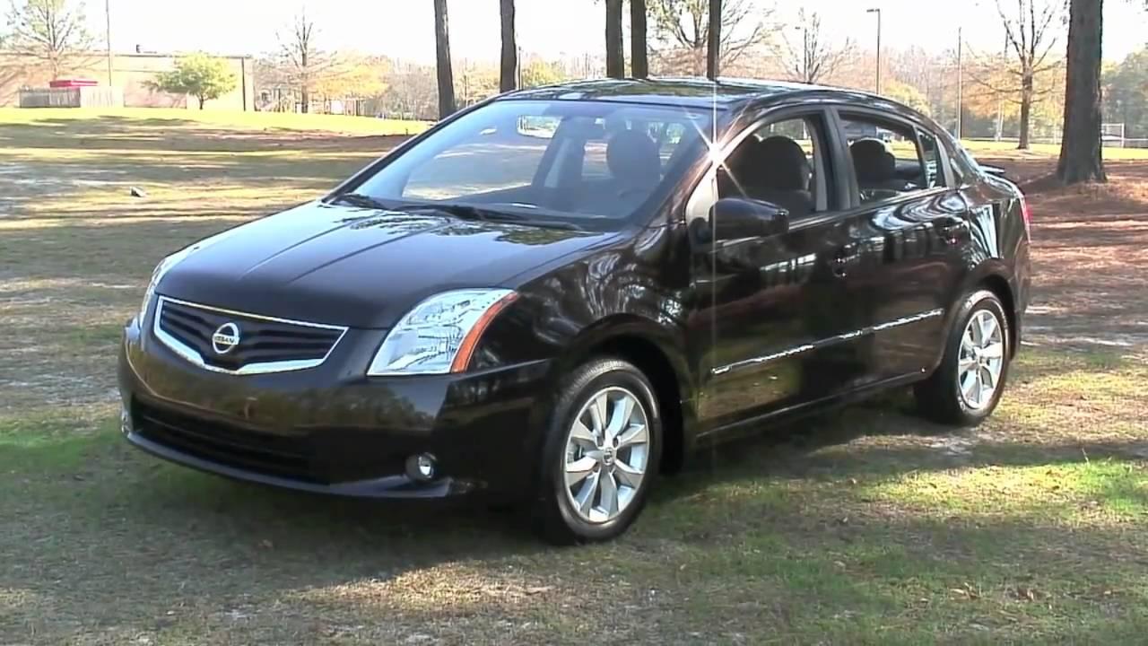 2011 Nissan Sentra Sl Detailed Walkaround Youtube