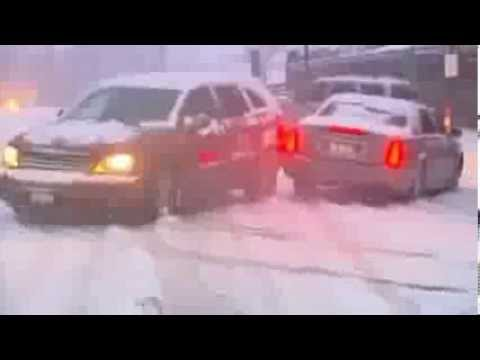 USA SNOW STORM (Heavy winter storm hits much of western and central U.S.states)