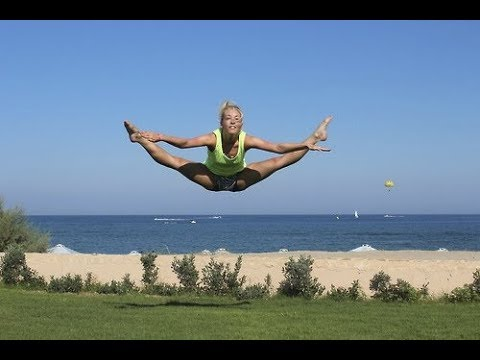 Tips for how to improve your toe touch