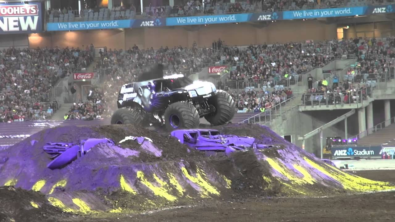 monster jam sydney pitpass gurmit - photo#18