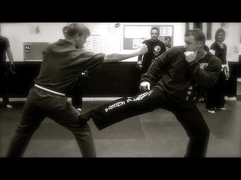 Jeet Kune Do Training Methods as Taught by Sifu Billy Brown Image 1