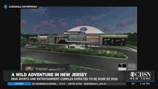Giant Entertainment Complex Coming To NJ