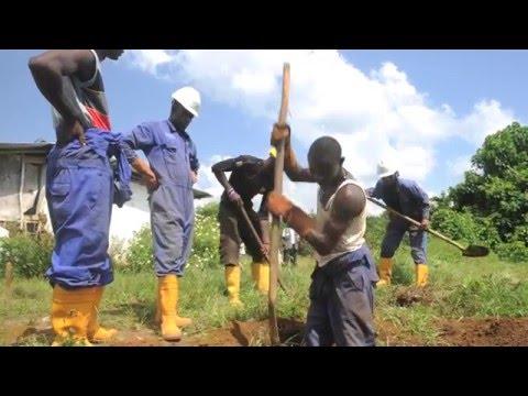 Reintegration for Liberian Returnees through Skills Training and Job Creation