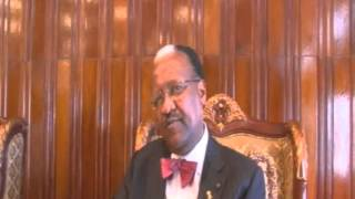 DireTube Video  Meet World Laureate Dr. Tibebe YemaneBerhan a public diplomacy delegation
