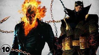Top 10 Superheroes Who Made A Deal With The Devil