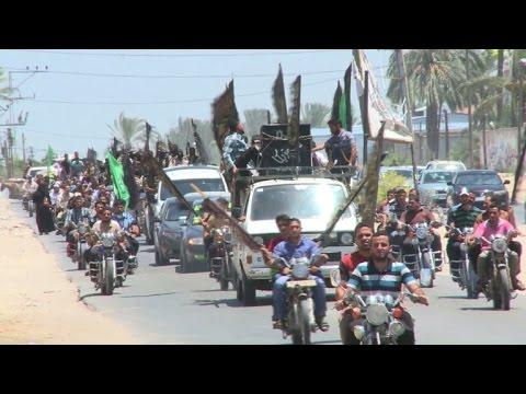 Gaza: funérailles d'un activiste du Jihad islamique