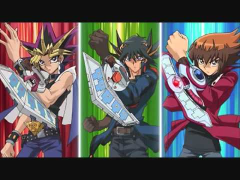 Yugioh All Theme Songs (5ds,gx,original) video