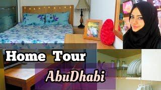 Home Tour In UAE / Studio Apartment in UAE / zulfia's recipes home tour