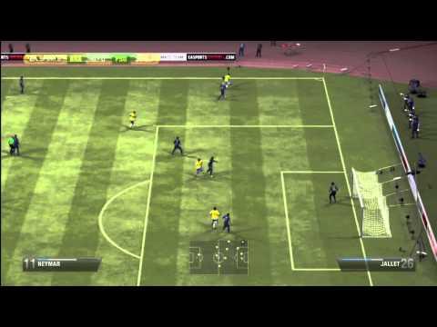 EA SPORTS Football Challenge 2013 – Gameplay + Intervista 4^Tappa Milano