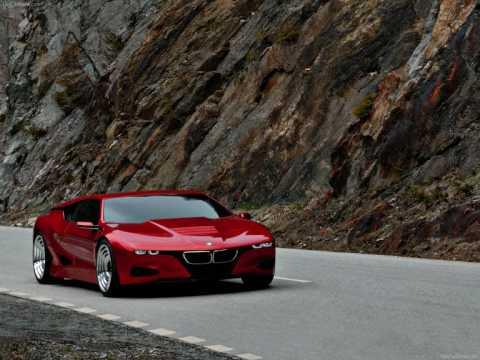 Bmw M10 Concept. BMW M ZERO amp; BMW M 1. BMW M10