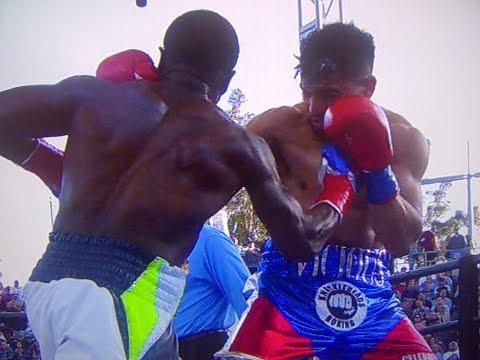 VICTOR ORTIZ VS. ANDRE BERTO II FULL FIGHT POST-FIGHT; BERTO GETS REVENGE WITH VICIOUS 4TH ROUND KO