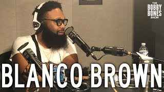 Download Blanco Brown Talks About Coming Up With quotThe Git Upquot MP3
