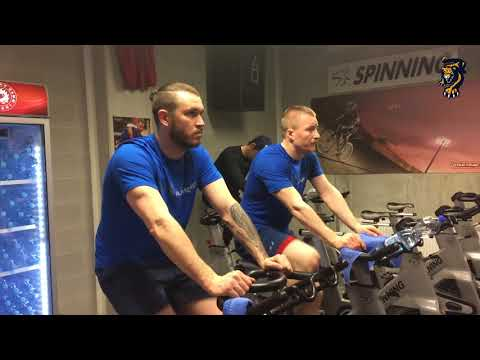 """ХК """"Сочи"""" на сборе в Чехии: еще один тренировочный день"""