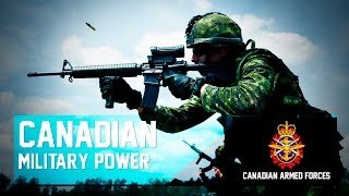 Canadian Military Power │2015│