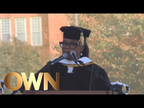 Oprah's Inspirational Commencement Speech at JCSU | Oprah Winfrey Network