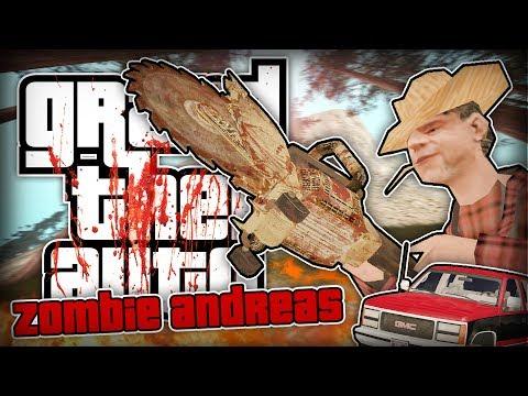 Zombie Andreas 4.0 - ПОБЕГ ИЗ ГОРАБОЛИ! (ХАРД)