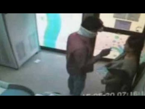Chilling images of what Hyderabad call centre employee went through at ATM