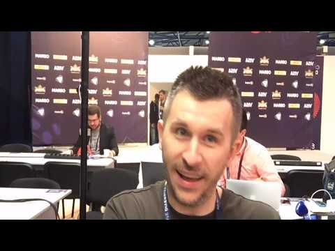 Eurovision 2017 - Jury Show Semi-Final 1 - Live from press centre (Part 1)