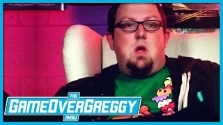 Mega64's Rocco Botte (Special Guest) - The GameOverGreggy Show Ep. 218