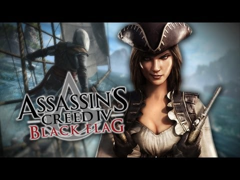 E3 - Behind the Scenes with Assassin's Creed IV Multiplayer!