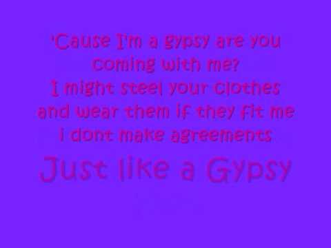 Shakira Gypsy Lyrics