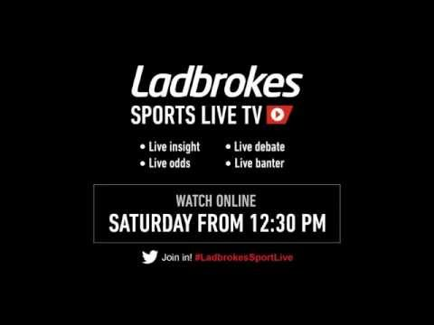 Ladbrokes Sports Live TV Promo