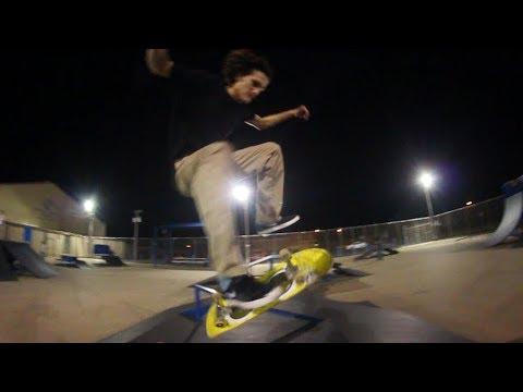 NEW TRICK! Switch Big Heel | Hurricane | Kickflip Late Shuv