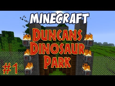 Duncan's Dinosaurs - Part 1 - Dino DNA!