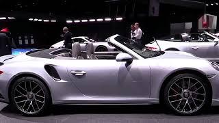 2019 Porsche 911 Turbo Edition Design Special First Impression Lookaround Marketed from 2018