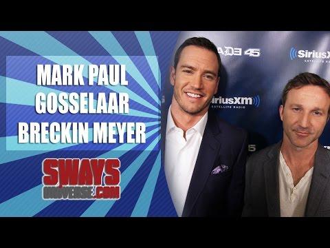 Mark-Paul Gosselaar & Breckin Meyer Talk 'Franklin & Bash,' Saved by the Bell & The Mystery Sack