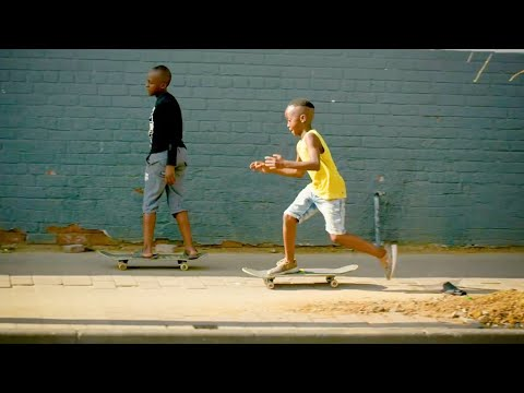 Using Skateboard To Change The World