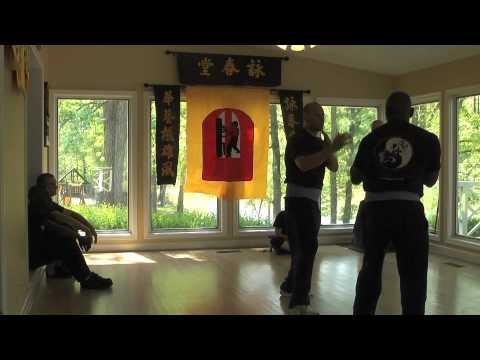 Wing Chun Sparring 1 Image 1
