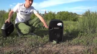 Автономный комбик (колонка, акустическая система) MD-111
