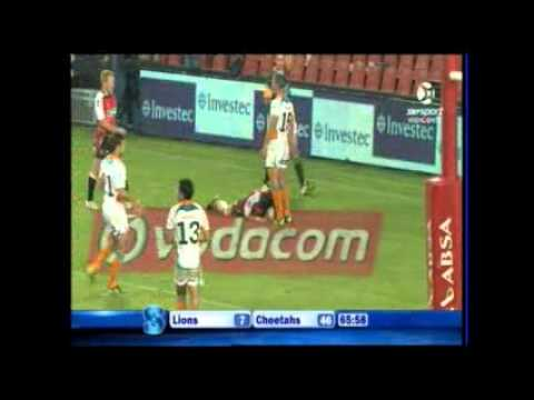 Super Rugby Match Highlights 2011 Rd.12 - Super Rugby Video Highlights